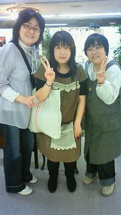 勢力さん、松本さん、大山さん