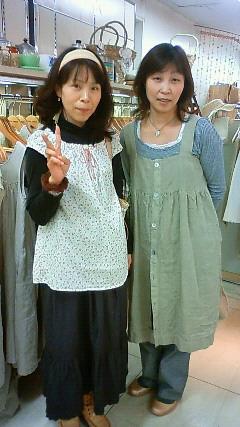 Tokoちゃんとマナピー