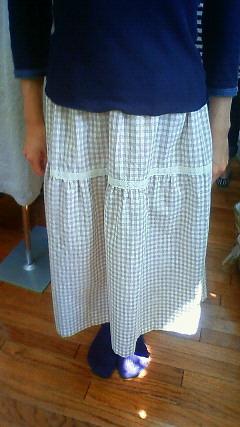 cotton fairyさんのスカート