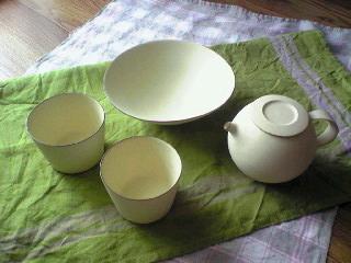 etsuちゃんのオーダーの素敵な陶器