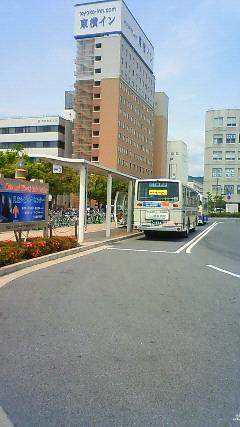 駅前からのバス乗車のご案内