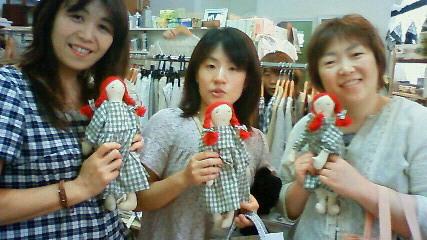 石渡さん、石井さん、たけちゃん