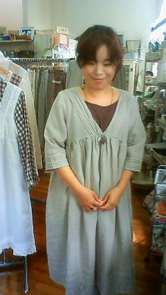 秋物ファッションショー