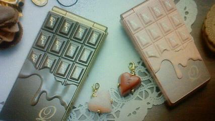 チョコレート携帯