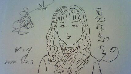 K・Yさんのイラスト