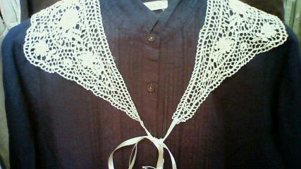 レース飾り衿