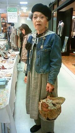 山本さんファッションショー