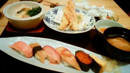 仙台はお寿司が美味しい