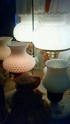 ホブネイル ランプ