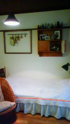 ベッドサイド壁面のNEW<br />  ディスプレイ