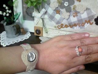 飯塚さんのオリジナル時計