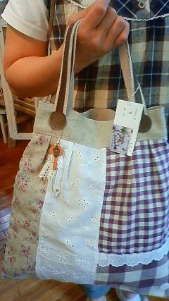 clover。Mさんのバッグに一目惚れ!