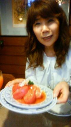 トマト来た〜〜!