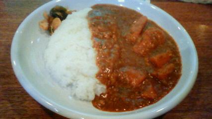 倉本聡レシピの「森のカレー」
