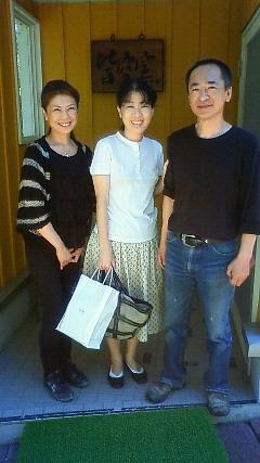 陶芸家 南さんと奥様