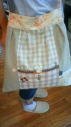 海外旅行のお供は、clover<br />  。Mさんのショルダーバッグに決定!