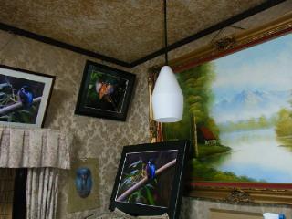 父の趣味の部屋