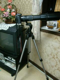父愛用のカメラ