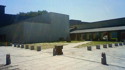宇都宮美術館へ