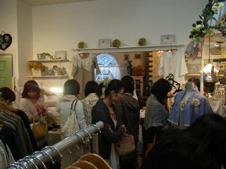 飯塚礼子展初日!