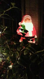 隣のクリスマスツリー&イルミネーション 岩手県モーリーちゃん 東京都ラビちゃん