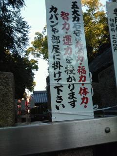 住吉大社参拝 大阪府 みっこちゃん