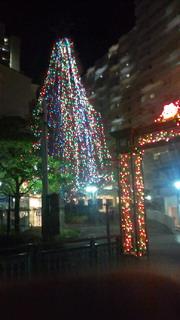 隣のクリスマスイブ 岩手県モーリーちゃん 兵庫県ようこin kobe<br />  さん