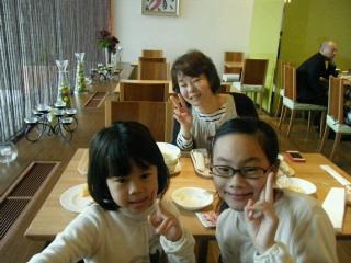 Breakfast with 天沼師匠