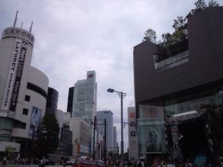 東京の夏は暑い♪