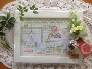 Clover。M <br />  作品