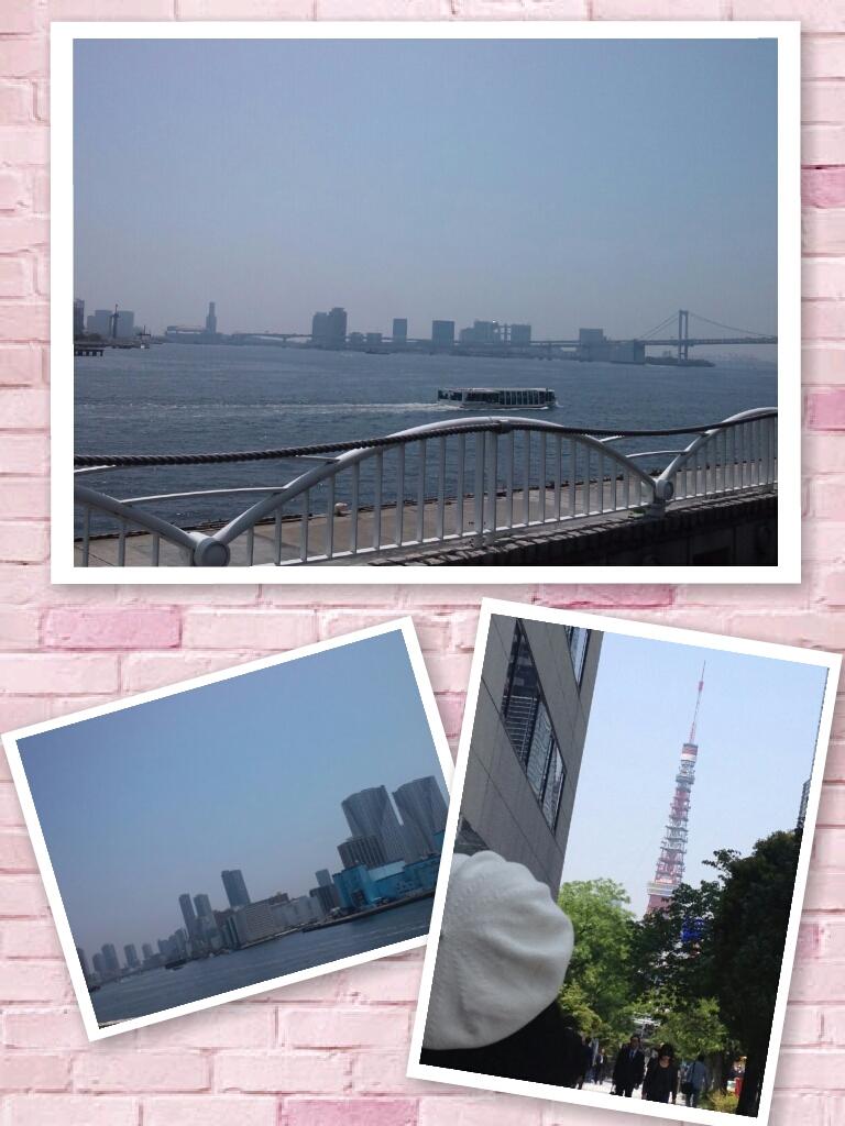 ブリ散歩♪